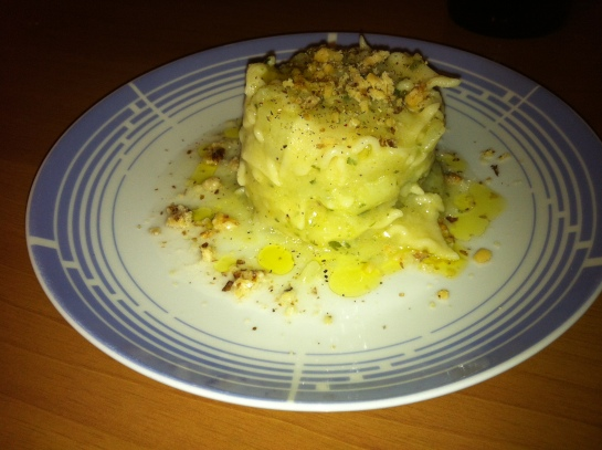 Pasta, Patate e Noci