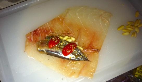 Involtini di Pesce Spada